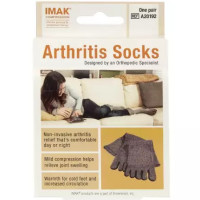 IMAK Compression Arthritis Socks, Small 1 ea [649833201903]
