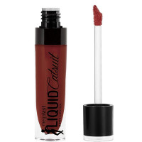 Wet n Wild Megalast Liquid Catsuit Lipstick, Goth Topic 1 ea [077802593221]