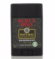 Burt's Bees for Men Deodorant Solid 2.60 oz [792850575004]