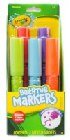 Crayola Bathtub Markers, Assorted Colors 4 ea [692237042221]