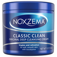 Noxzema Classic Clean Cream Original Deep Cleansing 14.4 Oz [087300560106]