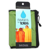 Raines By Totes Youth Poncho, Assorted Colors 1 ea [038905200379]