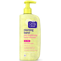 CLEAN & CLEAR Morning Burst Skin Brightening Facial Cleanser 8 oz [381371020805]