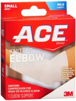 ACE Standard Elbow Brace Small 1 Each [051131203976]