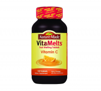 Nature Made VitaMelts Vitamin C 60mg Tablets Orange 100 ea [031604041014]