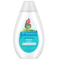 JOHNSON'S Ultra-Hydrating Tear-Free Kids' Shampoo with Pro-Vitamin B5, Sulfate-Free 13.6 oz [381371183883]
