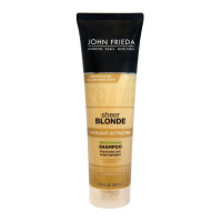 John Frieda sheer blonde Highlight Activating Enhancing Shampoo For Lighter Blondes 8.45 oz [717226505119]