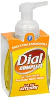 Dial Complete Antibacterial Foaming Hand Wash For The Kitchen 7.50 oz [017000029849]