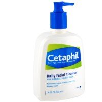 Cetaphil Daily Facial Cleanser Normal to Oily Skin, 16 oz [302993927167]