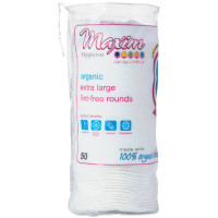 Maxim Organic Cotton Rounds, Extra Large 50 ea [895199001323]