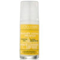 L'Occitane Refreshing Aromatic Deodorant with 3 Essential Oils 1.7 oz [3253581286074]