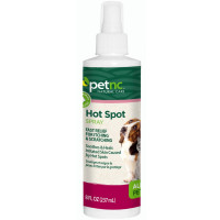 PetNC Natural Care Hot Spot Spray for All Pets 8 oz [740985276044]