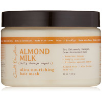 Carols Daughter  Almond Milk Daily Damage Repair Ultra-Nourishing Hair Mask 12 oz [820645234970]