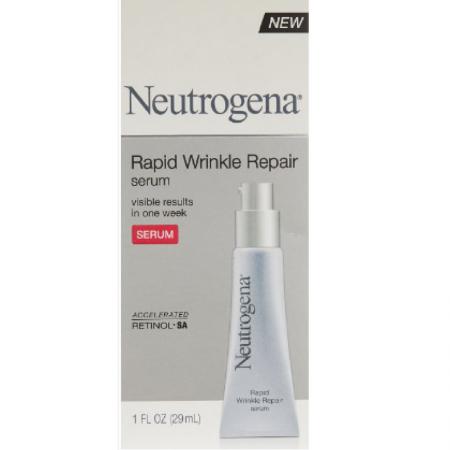 Neutrogena Rapid Wrinkle Repair Serum 1 oz [070501021248]