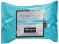 Neutrogena Makeup Remover Cleansing Towelettes 25 Each [070501152256]
