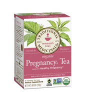 Traditional Medicinals Organic Pregnancy Tea 16 ea  [032917000125]