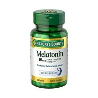 Nature's Bounty Melatonin 10mg Capsules 60 ea [074312194917]