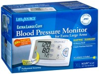 LifeSource Blood Pressure Monitor Extra Large Cuff UA-789AC 1 Each [093764600623]