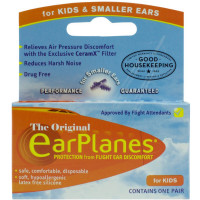 EarPlanes Ear Plugs Kid's Small Size 1 Pair [794503210010]