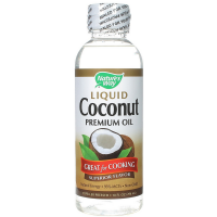 Nature's Way Liquid Coconut Premium Oil 10 oz [033674158579]
