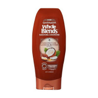Garnier Whole Blends Conditioner with Coconut Oil & Cocoa Butter Extracts 22 oz [603084459377]