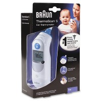 Braun ThermoScan 5 Ear Thermometer 1 ea [328785060157]