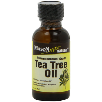 Mason Natural 100% Pure Australian Tea Tree Oil 1 oz [311845158017]