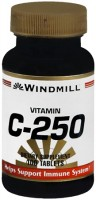 Windmill Vitamin C-250 Tablets 100 Tablets [035046001728]