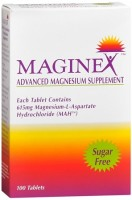 Maginex Tablets 100 Tablets [809198133039]
