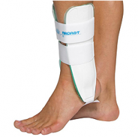 Aircast Air-Stirrup Ankle Brace, Left, Medium [02BL] 1 ea [744102000048]