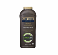Gold Bond Ultimate Men's Essentials Body Powder, Refresh 360 10 oz [041167011058]