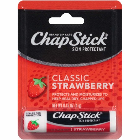 ChapStick Lip Balm Strawberry 0.15 oz [305730715126]