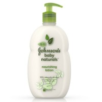 JOHNSON'S Natural Baby Lotion Allerfree Fragrance 18 oz [381371027996]