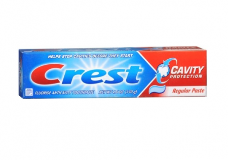 Crest Cavity Protection Toothpaste Regular 4.60 oz [037000003229]