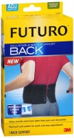 3M Futuro Adjustable Back Support 1 Each [051131196919]