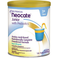 Neocate Junior with Prebiotics, Vanilla 14.1 oz [749735106273]