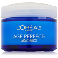 L'Oreal Dermo-Expertise Age Perfect for Mature Skin Night Cream 2.50 oz [071249053201]