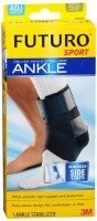 FUTURO Sport Deluxe Ankle Stabilizer Adjustable 1 ea [072140466459]