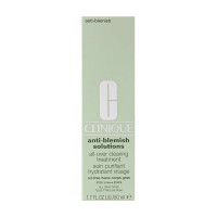 Clinique Anti-Blemish Solutions All-Over Clearing Treatment Oil Free 1.7 oz [020714291839]