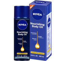 Nivea Nourishing Body Oil 6.8 oz [072140021191]