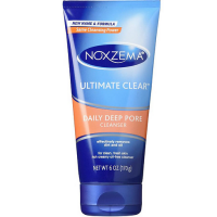 Noxzema Ultimate Clear Daily Deep Pore Cleanser 6 oz [087300560083]
