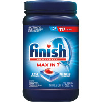 Finish® Max-In-One 117 ea [51700825936]