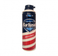 Barbasol Thick & Rich Shaving Cream, Original 6 oz [051009002915]
