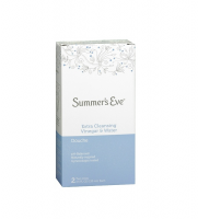 Summer's Eve Extra Cleansing Vinegar & Water Douche 2 Each [041608087475]