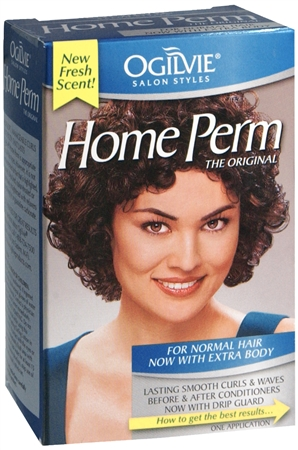 Ogilvie Home Perm The Original Normal Hair With Extra Body 1 Each [827755001003]