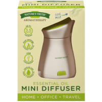 Nature's Truth Essential Oil Mini Diffuser 1 ea  [840093104403]