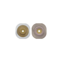 "Colostomy Barrier FlexWear Trim to Fit Standard Wear Tape 214"" Flange Red Code Hydrocolloid Up to 112"" Stoma [610075144037]"
