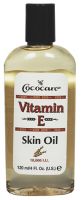 Cococare Vitamin E Skin Oil, 4 oz [075707045005]