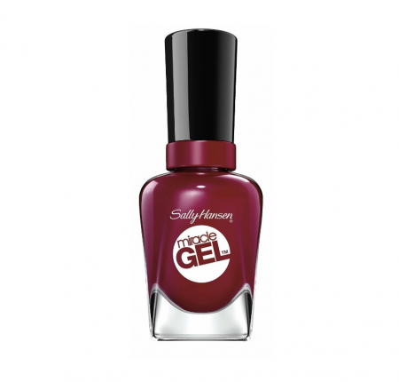 Sally Hansen Miracle Gel, Dig Fig 0.5 oz [074170423228]