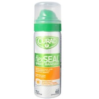 Curad FlexSeal Spray Bandage 1.35 oz [884389123426]
